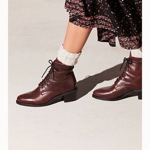 Jeffrey Campbell zephyr lace up boot
